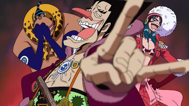 One Piece – Foxy's Return Arc