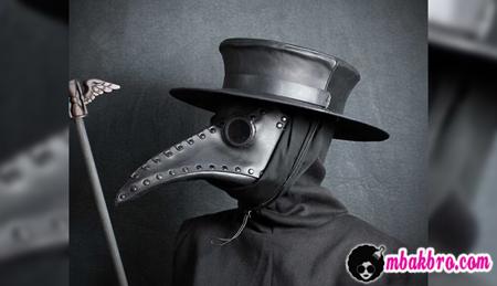 Topeng Plague Doctor