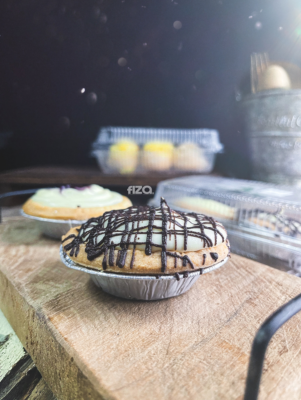 Chocolate Cheesetart Baker's Cottage