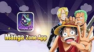 Aplikasi Mangazone