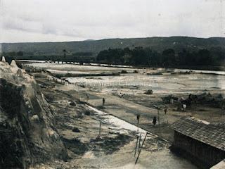 pembangunan jalan dan desa sipaholon tempo dulu