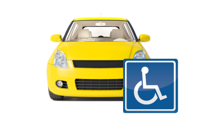 Car insurance for disabled drivers