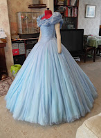 Cinderella 2015 Ballgown Tutorial by Tracy Fletcher