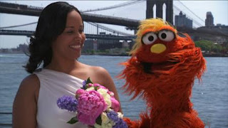 Murray What's the Word on the Street Fragrance, Sesame Street Episode 4403 The Flower Show season 44