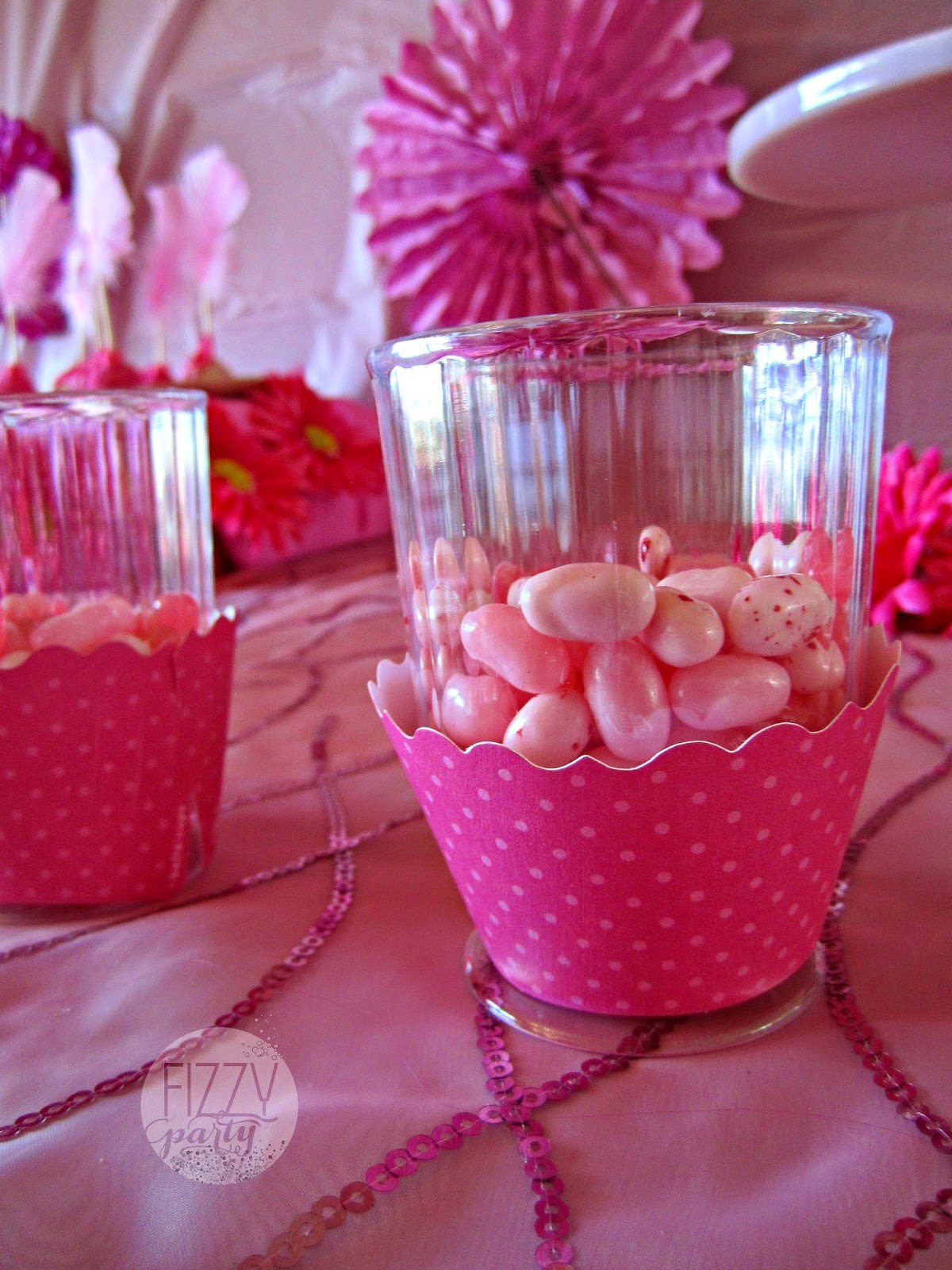 Fizzy Party 50 Shades of Pink