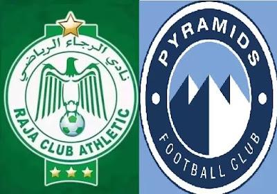 """# مباراة بيراميدز """" الأهرام """" والرجاء الرياضي مباشر 27-6-2021 والقنوات الناقلة في كأس الكونفيدرالية الأفريقية"""