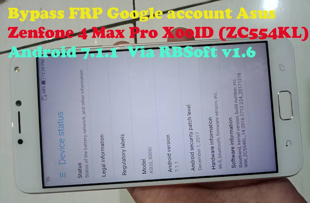 asus frp bypass tool,asus x00ld frp lock 7.1 1,asus x00id,asus x00ld frp lock remove,zenfone max pro frp,asus a009 frp bypass,asus x00pd frp bypass