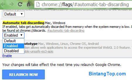 Cara Mematikan Auto Refresh/Reload pada Google Chrome