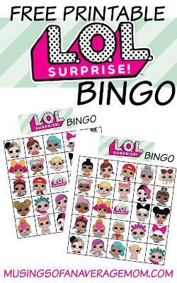 l.o.l. bingo