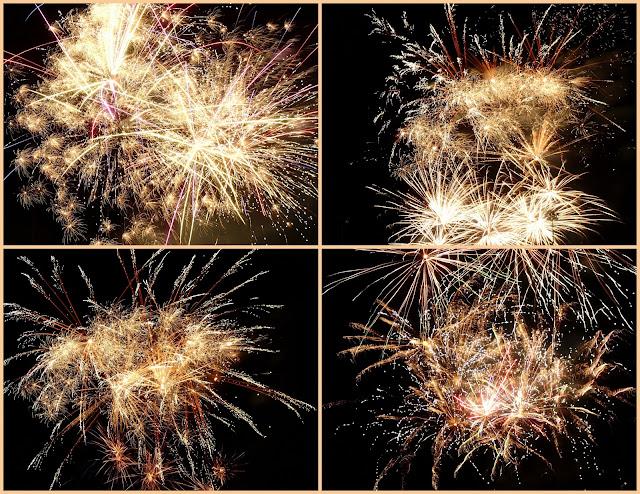 Knights Stadium Firework