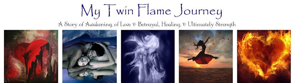 Samantha Lucas ♥ The Twin Flame Journey: The Dark and the