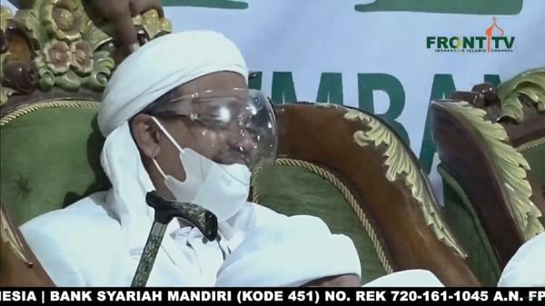 Klaim Habib Rizieq Keinginan Sendiri saat Geger Tinggalkan RS UMMI