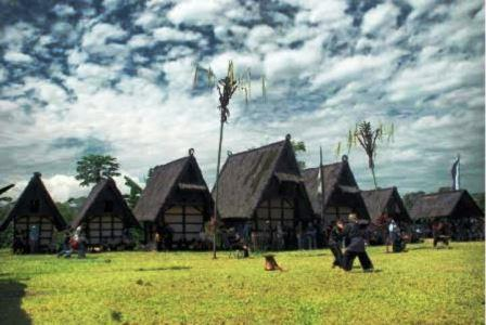 Kampung Budaya Sindang Barang