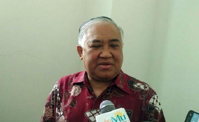 Din Syamsuddin: Praktik Radikalisme Ekonomi Itu Lebih Berbahaya