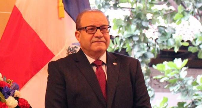Embajador de RD defiende la JCE y elecciones primarias del PLD en carta al congreso de Estados Unidos
