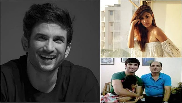 Sushant Singh Rajput's friend made serious allegations against Mahesh Bhatt and Rhea Chakraborty