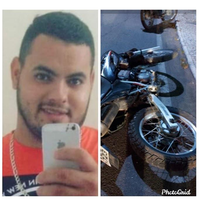 GRAVE ACIDENTE DE MOTO LEVA A ÓBITO JOVEM DE 24 ANOS EM DELMIRO GOUVEIA/AL