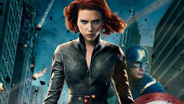 Scarlett Johansson, Civil War