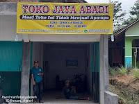 Toko Jaya Abadi 'Maaf Toko Ini Tidak Menjual Apa-apa' Viral di Medsos