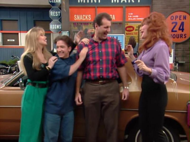 Married With Children Christmas.Married With Children Married With Children Season 6