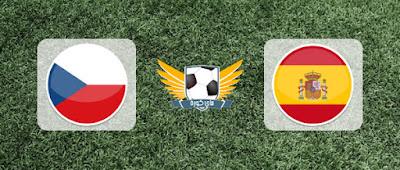 توقيت وموعد مباراة اسبانيا والتشيك في يورو 2016