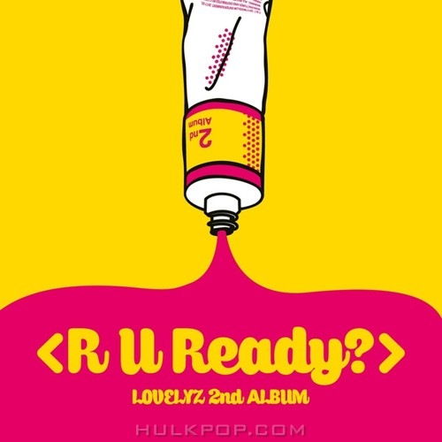 LOVELYZ – Lovelyz 2nd Album `R U Ready?` (ITUNES PLUS AAC M4A)