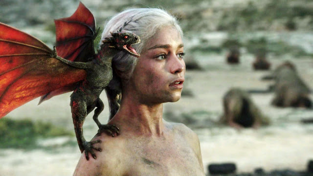 The Dragon Mother - Mythical Archetype - Game of Thrones