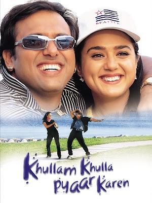 Khullam Khulla Pyaar Karen 2005 Hindi 720p DVDRip 1.1GB