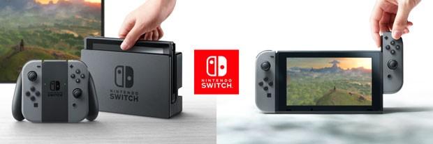 Café com Pipoca - Anuncio do Nintendo Switch