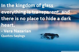 quotes about transparency