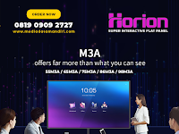Horion 65M3A 65-inch Super Interactive Flat Panel Jakarta