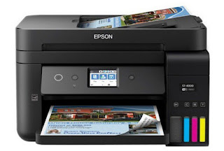 Epson WorkForce ST-4000 Driver Downloads, Review, Price