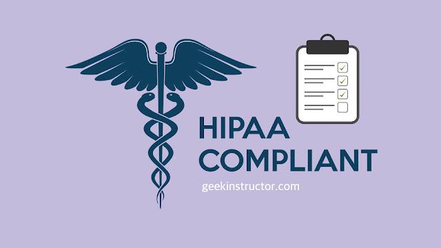 HIPAA compliance tips