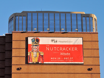 Houston Ballet Nutcracker Nov. 24 - Dec 27, 2016