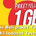 Harga Paket Yellow Naik 1 GB 2 Ribu, Begini cara Belinya!