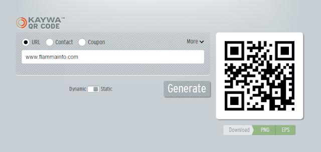 افضل مواقع تحويل روابط موقعك إلى باركود