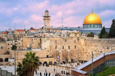 Wisata Tiga Agama di Yerusalem