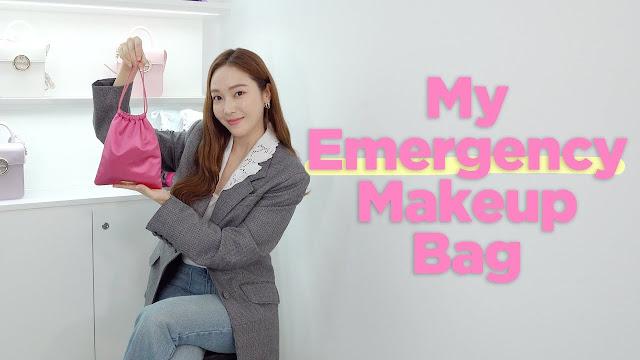 Jessica Jung Makeup Bag