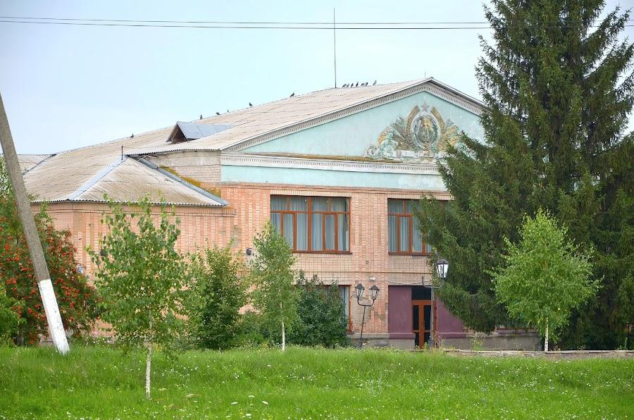Клуб. Село Вересы