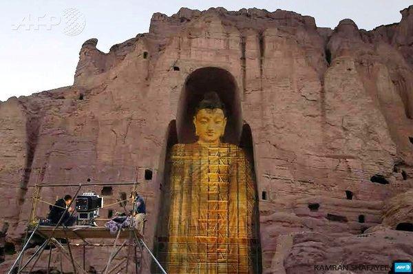 bamian buddha statues in Afganistan