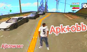[Free] GTA SA Legacy apk+obb for download