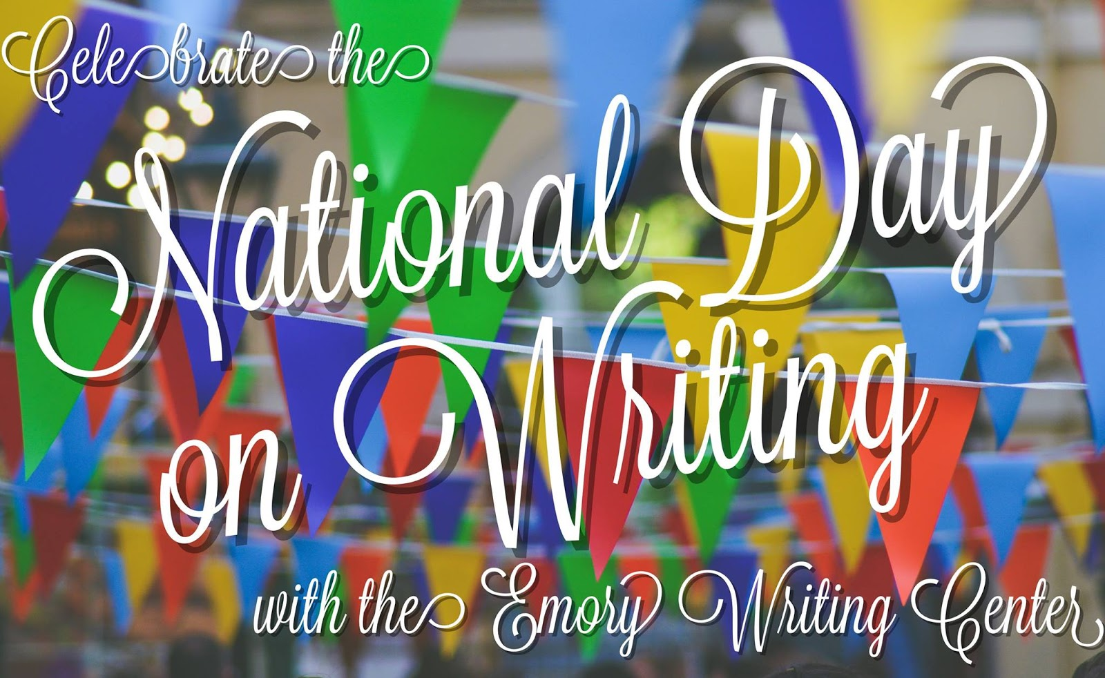 National Day on Writing Wishes Awesome Picture