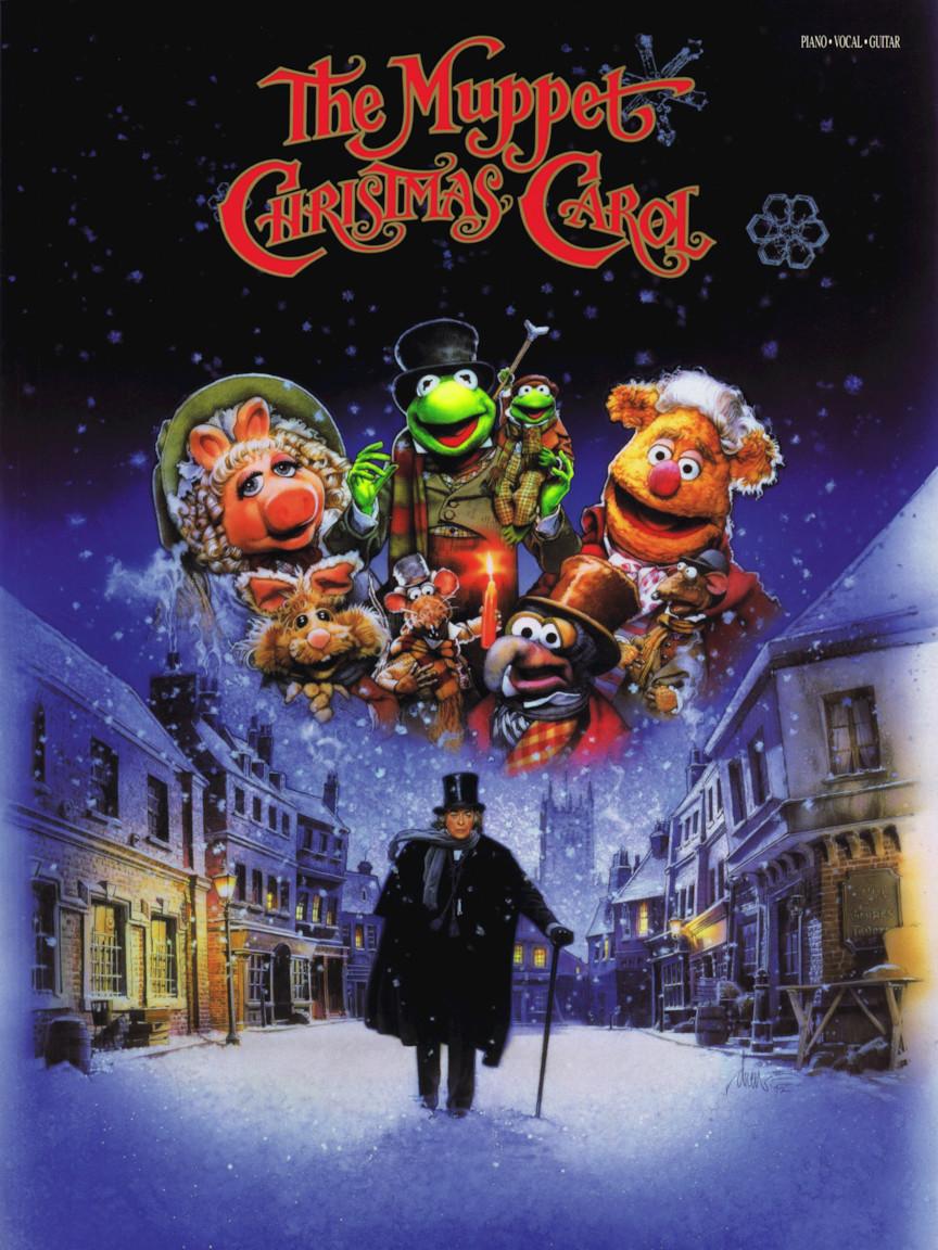 The Muppet Christmas Carol [1992] [DVDR] [NTSC] [Latino]