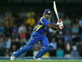 Peter Forrest 104 - Mahela Jayawardene 85 - Australia vs Sri Lanka 9th Match CB Tri-Series 2012 Highlights