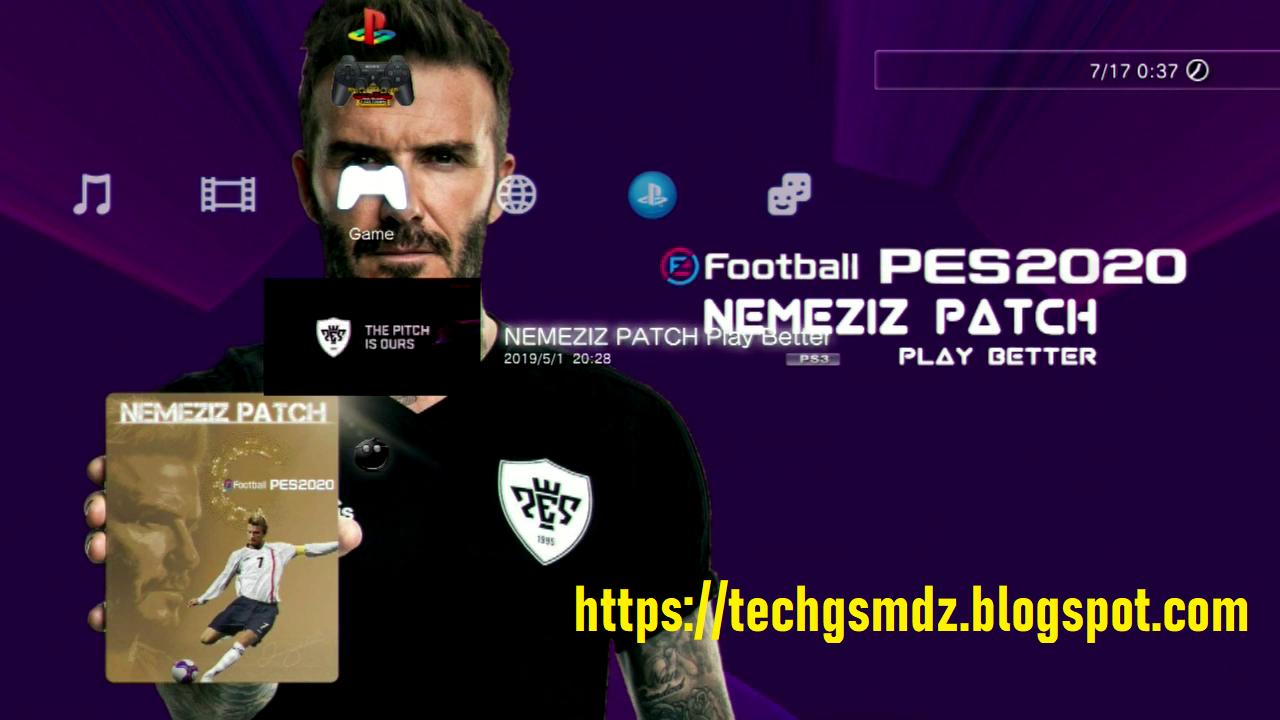 Ps3 Games 2020.Pes 2018 Ps3 Nemeziz Patch New Season 2020 Aio Techgsmdz