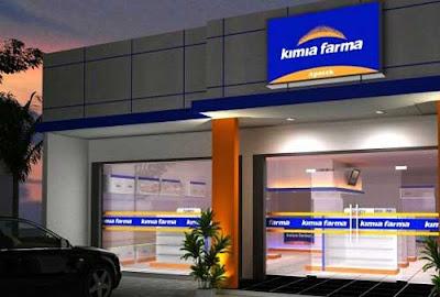 Daftar Apotek Kimia Farma di Jakarta Terlengkap dan Terbaru