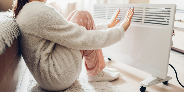 Leaving The Heater Over Night Could Make You Sick