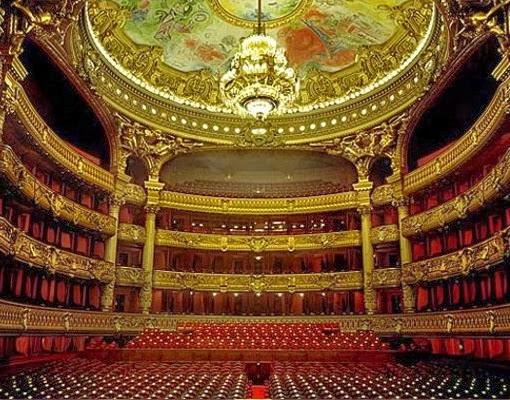 Teátrica DF: Teatros más bellos del mundo [TEATRO EN EL MUNDO]