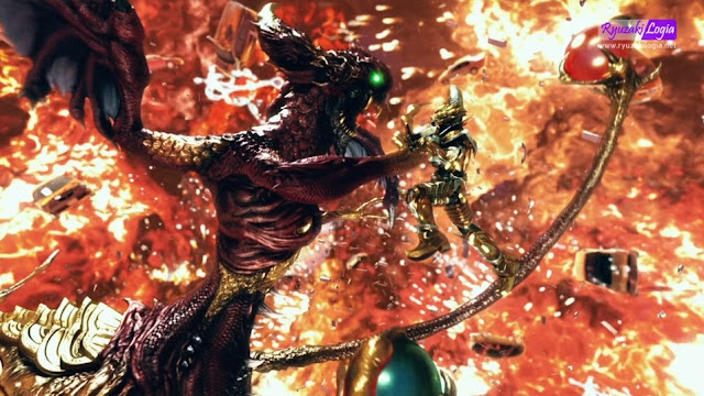 Garo - Gold Storm The Movie Subtitle Indonesia