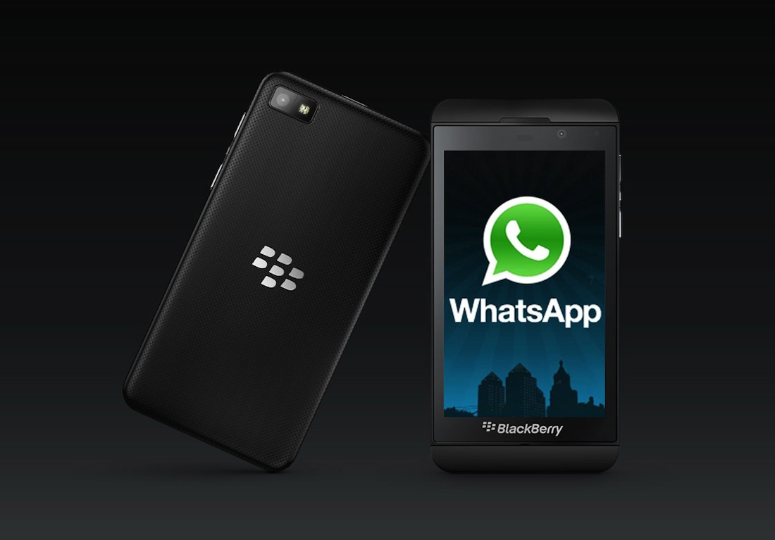 WhatsApp Extend Support For BB Devices Till June 2017 Before